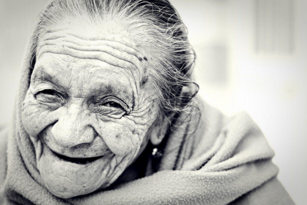 inspired by the elderly